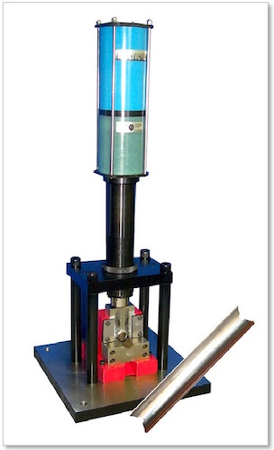 Standard MC-Series Tube Notcher