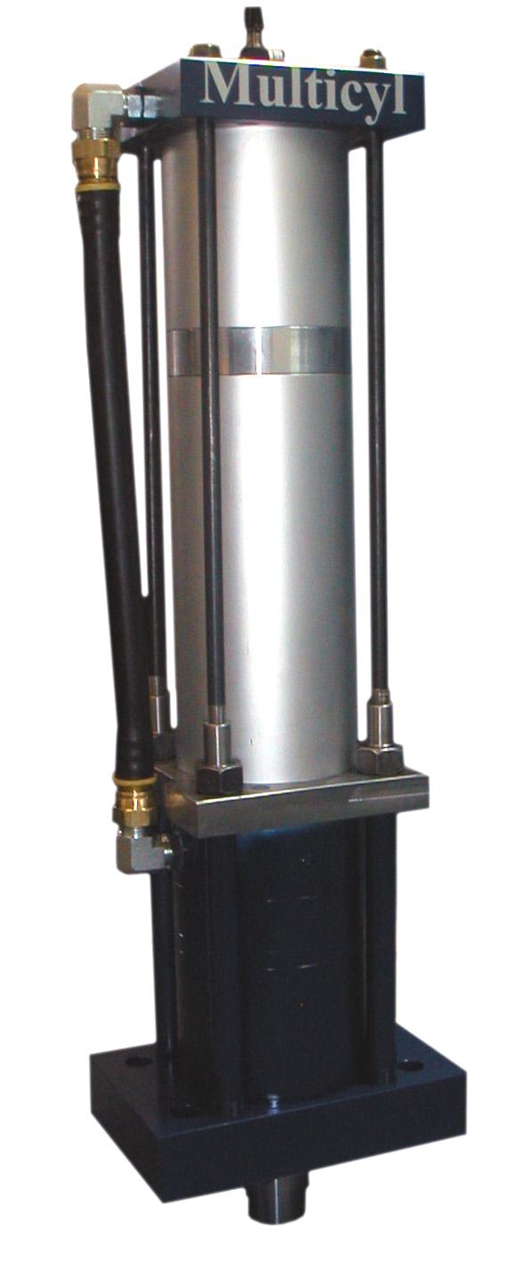 DL 40-8-12 Cylinder