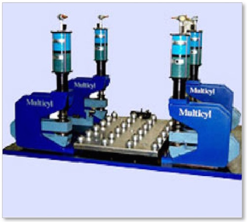 MC-Series Corner Notching Machine