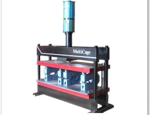 MC-Series Gang Punching Station