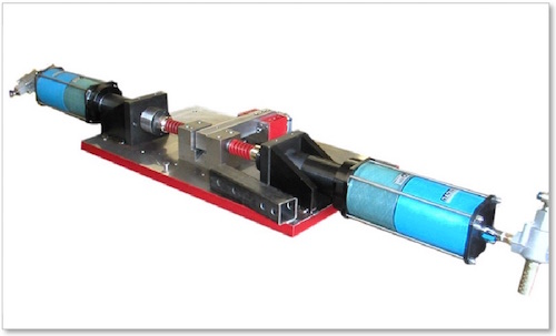 XL Double Horizontal Tube Punch